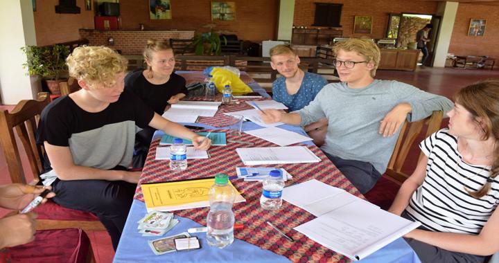 Basic Course - basic nepali language