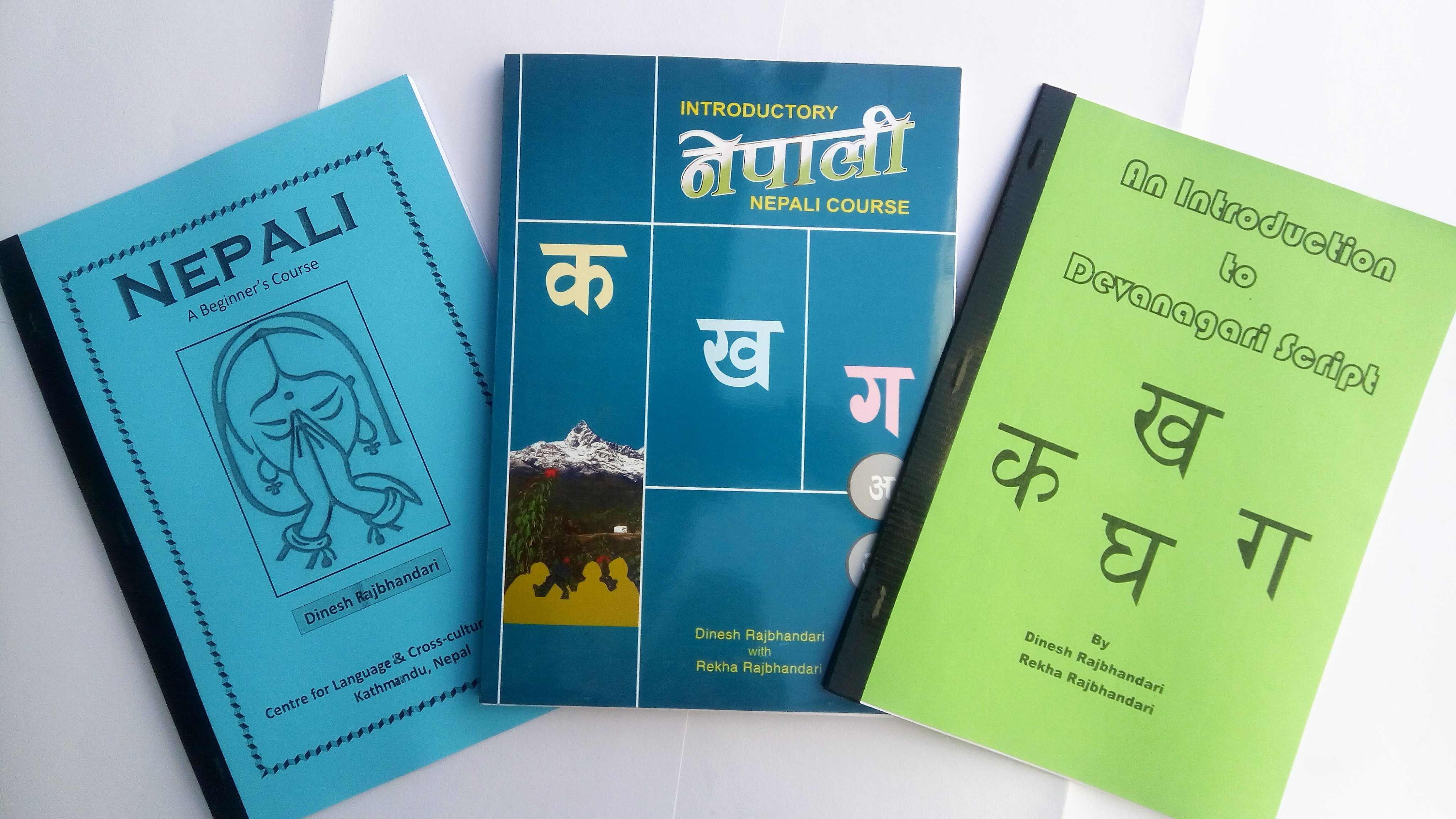 Meet Our Team - Nepali Language Course Book